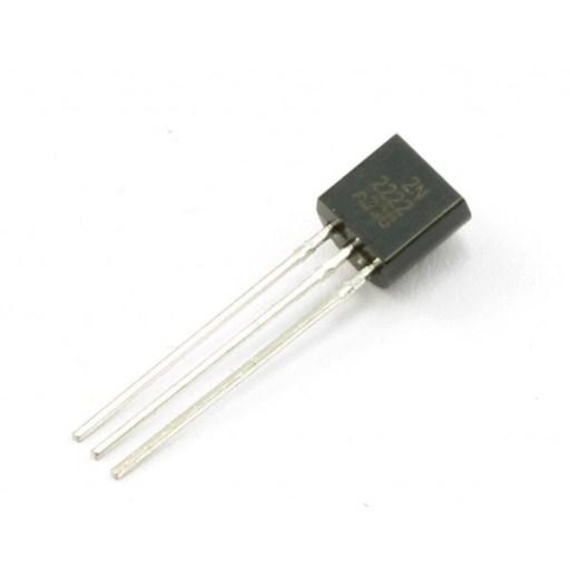 ¿Que es una CPU? 2 – Transistores