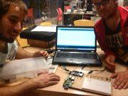 Ejemplos de Arduino simulado con Proteus.