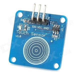 Touch Sensor Arduino