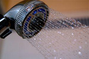 Saving showers