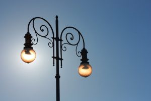 Mala contaminación lumínica