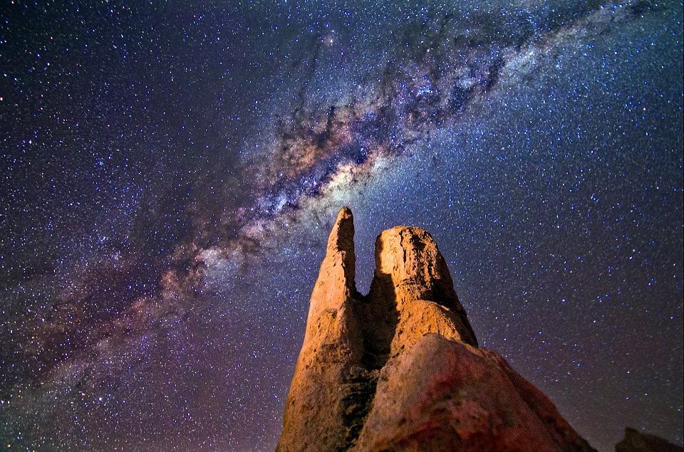 Light pollution - Drouiz