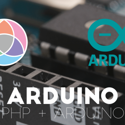 arduino php