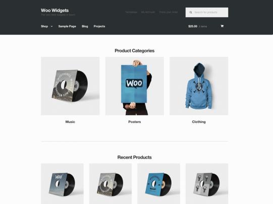 Freelance Woocommerce