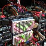 Matriz de LED Cluster