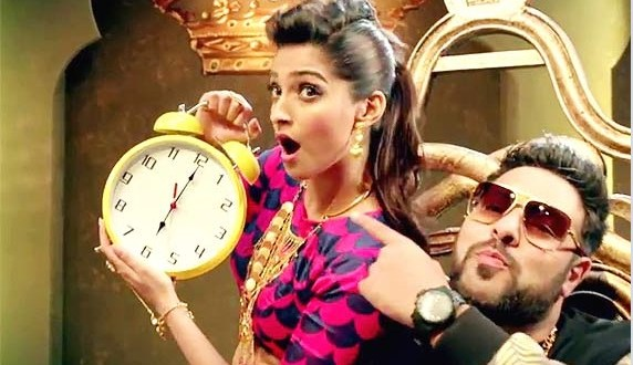 arey abhi toh party shuru hui hai khoobsurat 2014 song lyrics