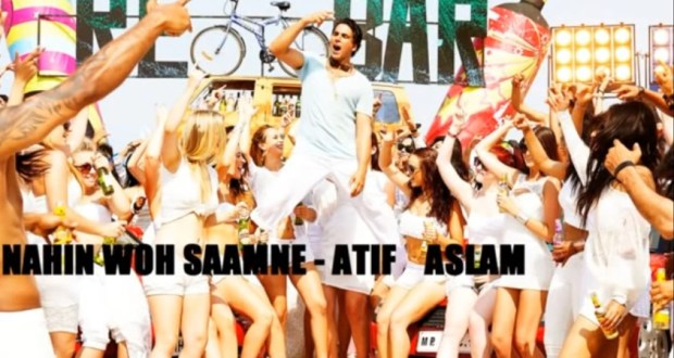 Nahin Woh Saamne lyrics song video