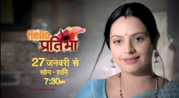 Hello Pratibha Serial on Zee TV | Wiki | Posters | Wallpapers | Images | Pics | Star Cast | Binny Sharma | Timings | Repeat Telecast Timings