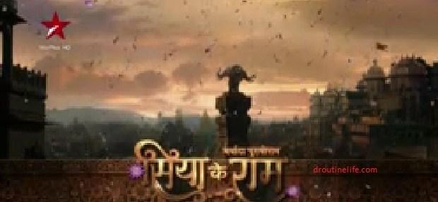 Siya Ke Ram Serial   Star Plus   Star Cast   Pics   Images   Walpapers   Posters   Timings   Repeat Timings   Story
