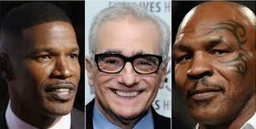 Mike Tyson Movie coming – Jamie Foxx to star and Martin Scorsese to make