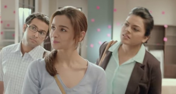 New Alia Bhatt Standard Ad 2015 Video- Standard Wires TVC