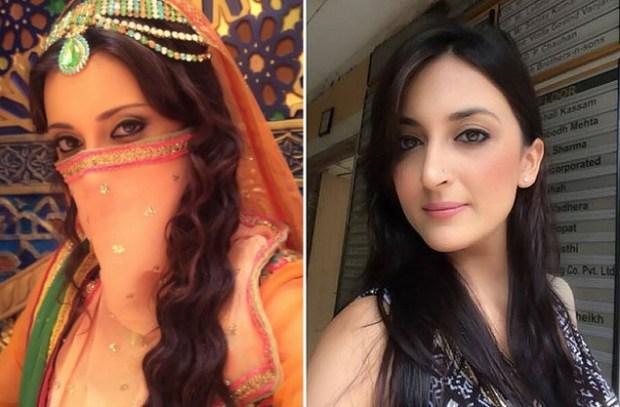 Bhavana Chauhan | Old Shazia in Razia Sultan &TV