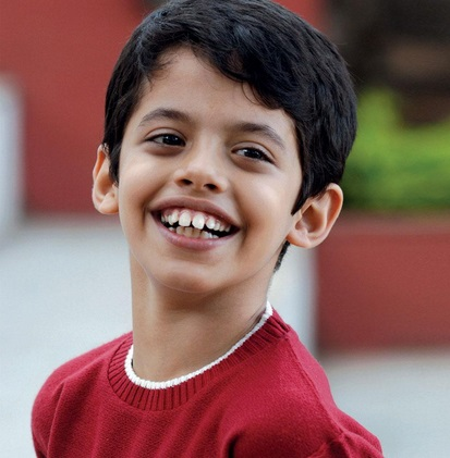 Darsheel Safary in Taare Jameen par