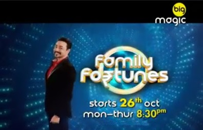 Big Magic 'Family Fortunes' Big Magic Game Show wiki, Host, Time