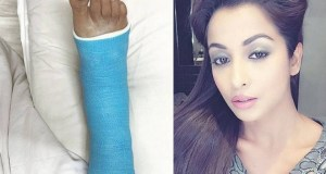 Madhura Naik | Comedy Classes cast | Fractured her leg