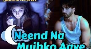 Neend Na Mujhko Aaye - Shaandaar lyrics