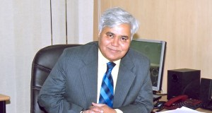Ram Sewak Sharma new chief of TRAI