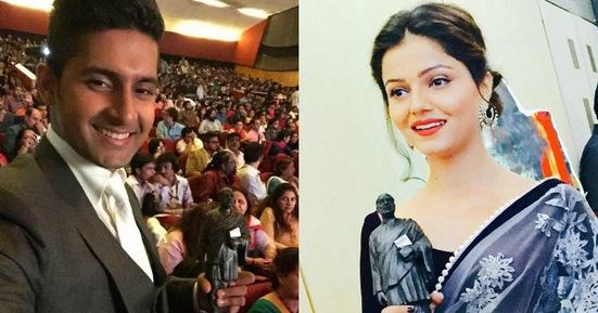 Ravi Dubey and Rubina Dilaik   Dada Saheb Phalke Award
