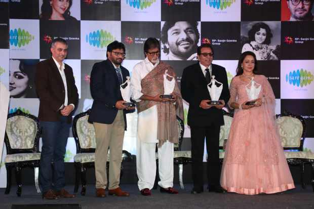 Saregama Dream Girl Music Album Launch | Images | Hema Malini