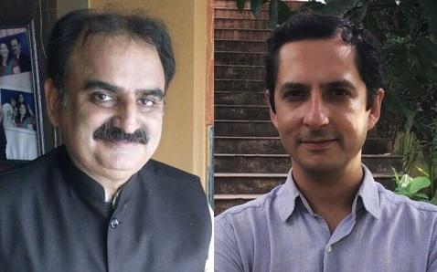 Rajesh Beri and Siddharth Anand   Saregama accelerate its business