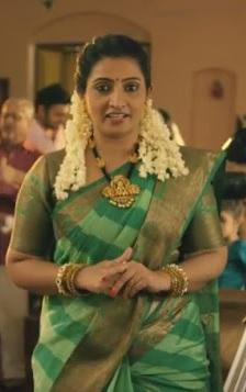 Sujitha   Mrs. Chinnathirai   Mrs சின்னத்திரை   Pics   Images   Cast  TWiki  Timings