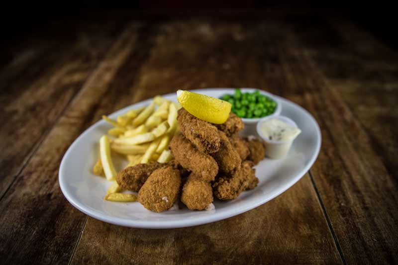 Drovers Food Scampi