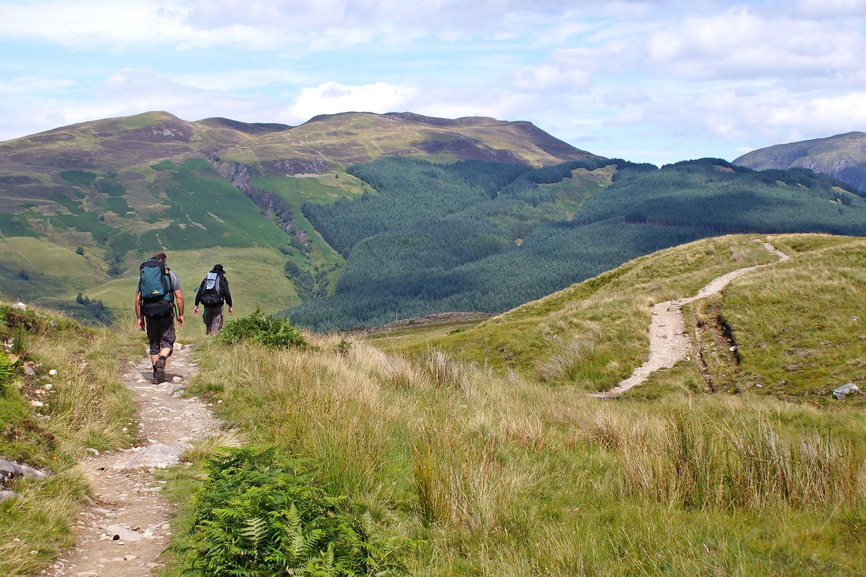 Loch Lomond News - West highland Way