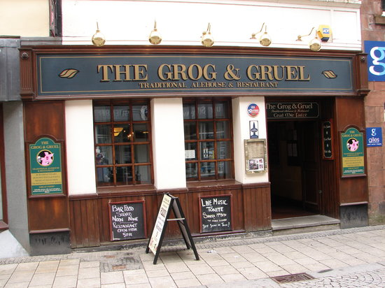 The Grog & Gruel