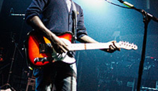 Bloc Party performing at Reykjavik Art Museum - © Gary Wolstenholme