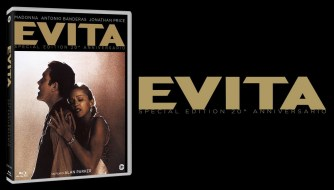 EVITA 20th Anniversary Edition Blu-Ray to be released in Italy