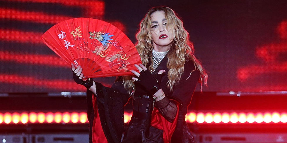 More Exclusive news on Madonna's Rebel Heart Tour broadcast