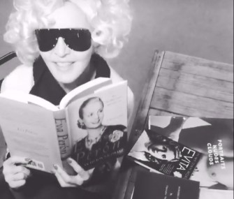 AWESOME: Madonna goes through her legendary Archive