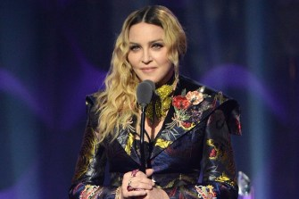 Celebrities who applauded Madonna's moving Woman of the Year speech