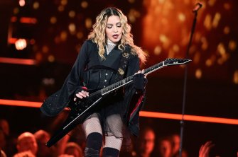 The DVD of Rebel Heart Tour to be released on Madonna Birthday