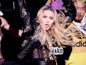 Madonna will appear on the Tonight Show Starring Jimmy Fallon on February 16