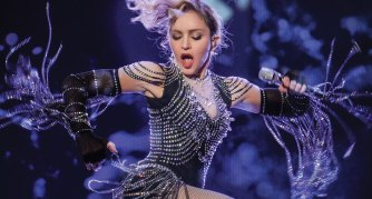 Madonna Rebel Heart Tour to be aired in Australia