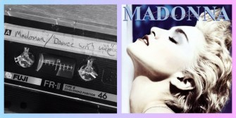Audio: Madonna Where's The Party demo called Dance With Me