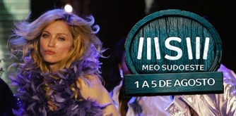 RUMOURS: Madonna to perform at MEO Sudoeste Festival 2017