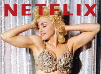 Madonna's Top Secret Meeting with Netflix