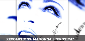 Rock & Roll Hall of Fame: Erotica is one of the boldest expressions of female sexuality.