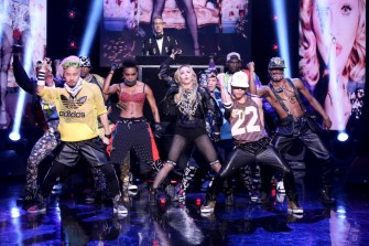 """Madonna is listed for September 25 """"Tonight Show Starring Jimmy Fallon"""""""