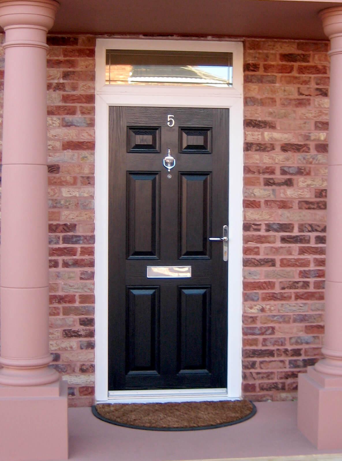 Composite Doors In Greater Manchester Droylsden Glass Ltd