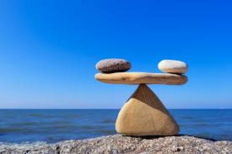 reduce stress by finding the right balance