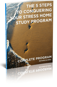 The Five Steps to Conquering Your Stress Home Study Program - Dr. Rich Blonna