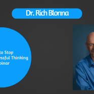 How to Stop Negative Stressful Thinking Webinar