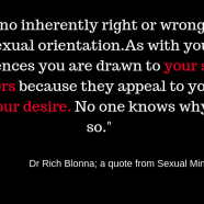 Sexual Mindfulness Book: Ch. 6 Sexual Orientation