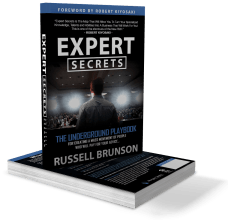 Expert Secrets Book - Become the Eye Care Expert in your Town or City