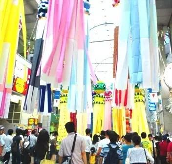 2011年8月7日仙台七夕