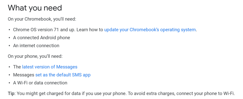 Chrome Can: Integration with Android Phones – www DrShannonDoak com