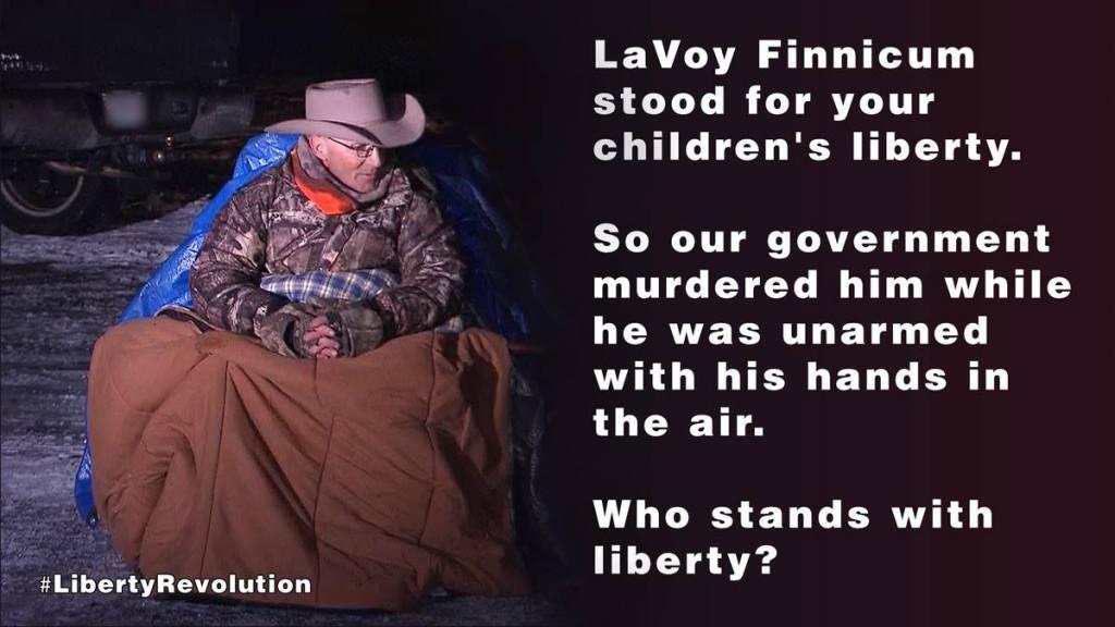 Lavoy Finicum